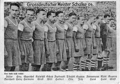 Schalke Deutscher Meister